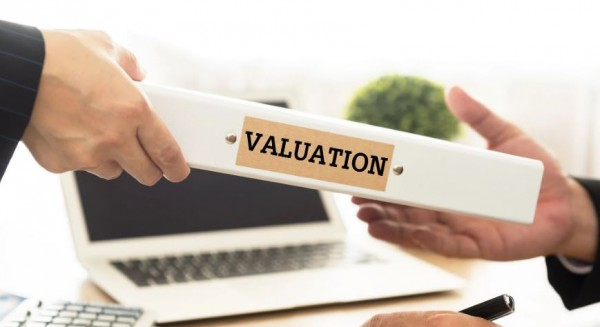 Valuation binder