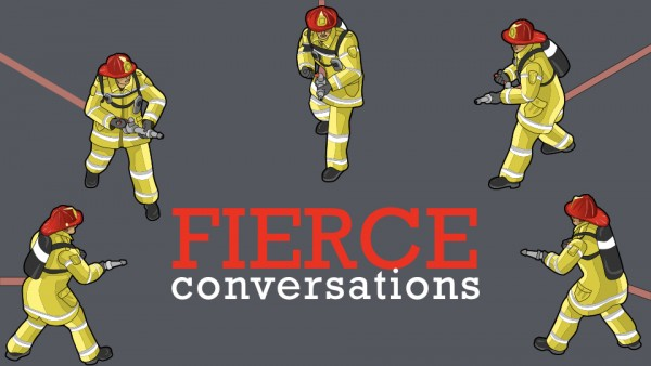 Fierce Conversations Book